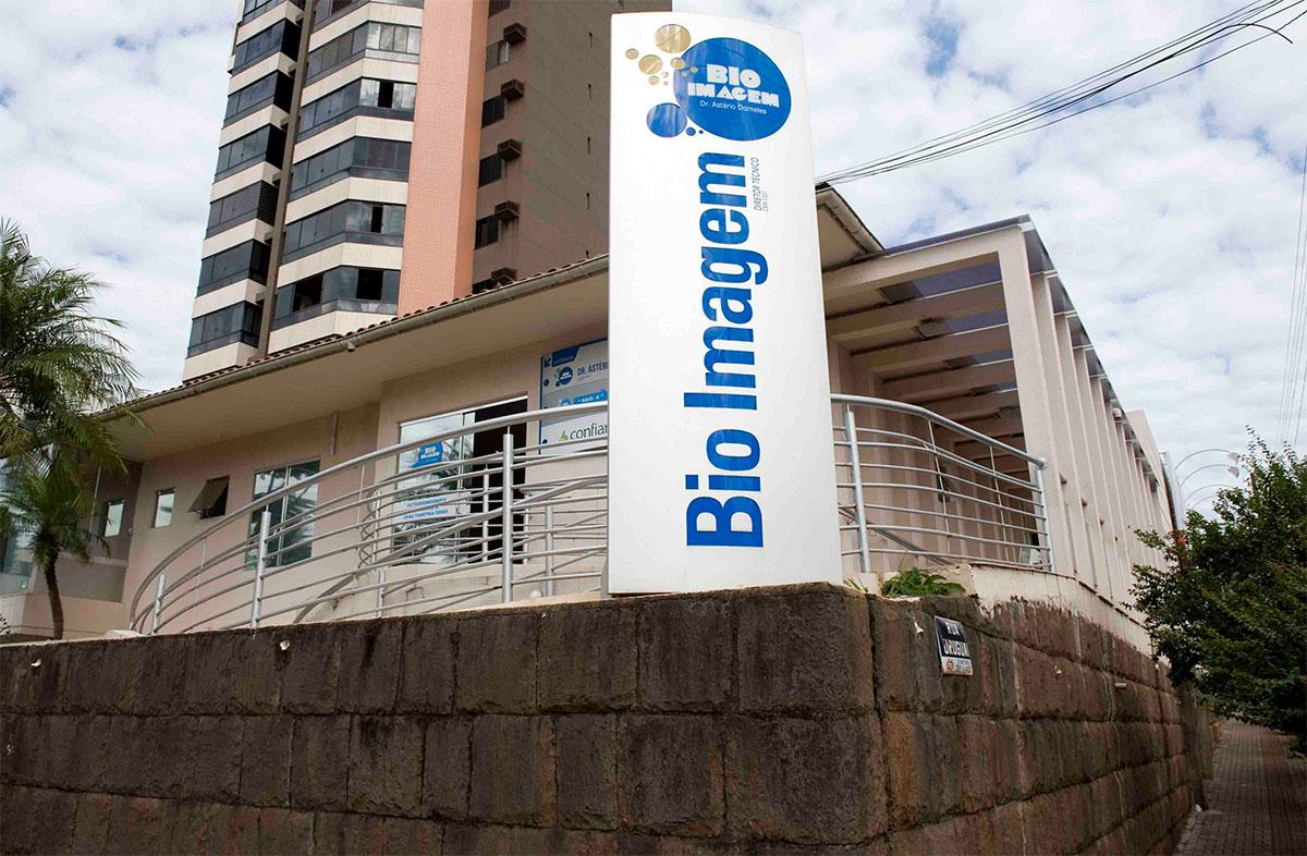 Conheça a Estrutura da Clinica Bio Imagem #166AB5 1200 786